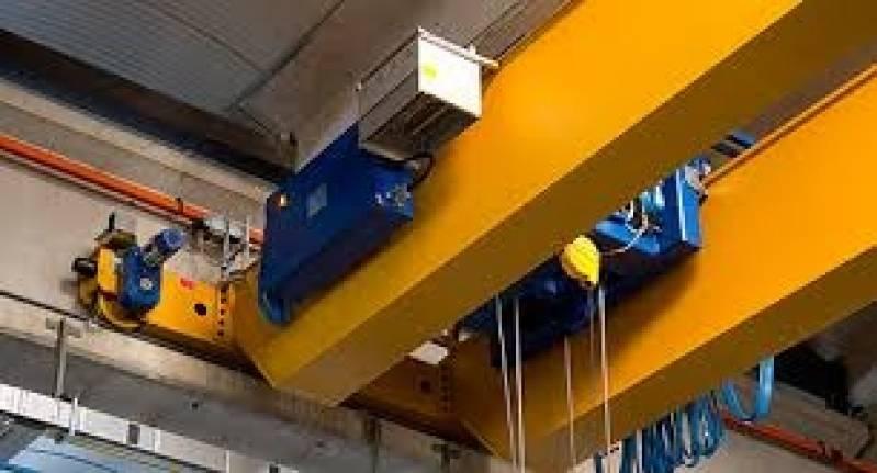 Empresa de Ponte Rolante para Vidros em Vinhedo - Fábrica de Pontes Rolantes