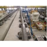 orçamento de trilho para ponte rolante usado em Limeira